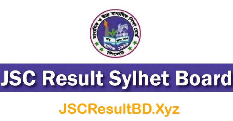 JSC Result 2019 Sylhet Education Board